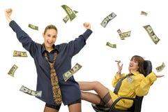 Equipe de Successul Fotografia de Stock Royalty Free