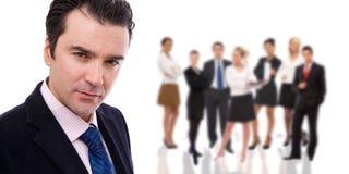 Equipe do negócio Imagem de Stock