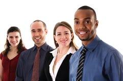 Equipe do negócio Imagens de Stock