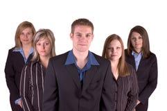 Equipe do negócio Fotografia de Stock