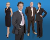 Equipe do negócio Imagens de Stock Royalty Free