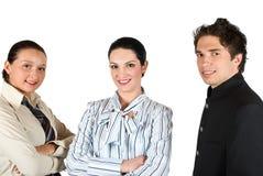 Equipe do negócio Foto de Stock Royalty Free