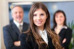 Equipe do negócio: grupo de executivos fotos de stock royalty free