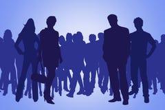 Equipe do trabalho Imagem de Stock