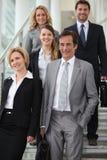 Equipe dos executivos Fotos de Stock