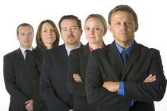 Equipe dos executivos Imagens de Stock