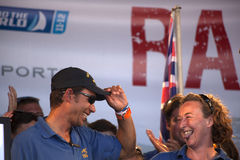 Equipe Geraldton Foto de Stock