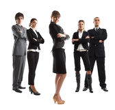 Equipe ideal Foto de Stock Royalty Free