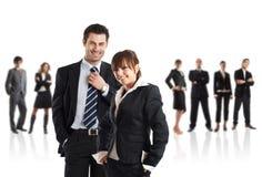 Equipe ideal Imagem de Stock Royalty Free