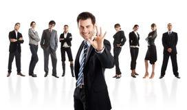 Equipe ideal Imagens de Stock
