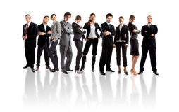 Equipe ideal Fotos de Stock Royalty Free