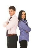 Equipe nova do negócio Imagem de Stock