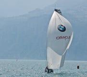 Equipe Oracle Foto de Stock