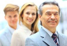 equipe profissional do negócio Foto de Stock Royalty Free