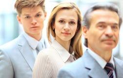 equipe profissional do negócio Fotografia de Stock Royalty Free