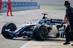 Equipe Williams F1, Alex Wurz, 2006 Imagem de Stock