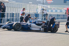 Equipe Williams F1, Alex Wurz, 2006 fotos de stock