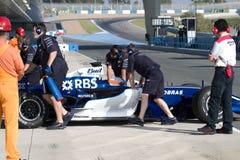 Equipe Williams F1, Narain Karthikeyan, 2006 Imagem de Stock
