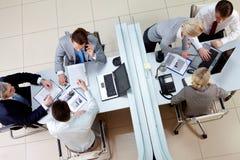 Equipes de trabalho Imagem de Stock Royalty Free