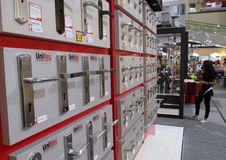 Equipmen for homes Stock Photo