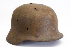 Equipment. Helmet equipment military uniform  protection Stock Image