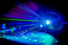 Прожектор залы освещения equipment Стоковые Фото