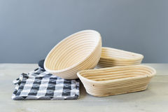 Equipment for baking bread Royalty Free Stock Photos
