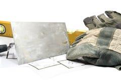 Equipment for Builder Stock Photos