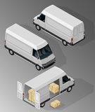 Equipment for cargo delivery. Royalty Free Stock Image