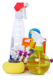 Equipment for cleaning Royalty Free Stock Photography