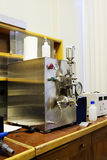 Equipment for conducting experiments Stock Images