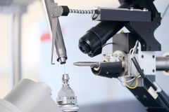 Equipment for conducting experiments Royalty Free Stock Images