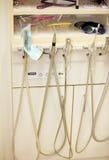 Equipment in dental office Stock Photos