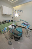 Equipment in a dentist surgery Royalty Free Stock Image