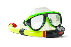 Equipment for diving Royalty Free Stock Photos