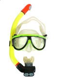 Equipment for diving Royalty Free Stock Image
