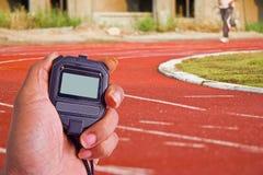Equipment exercises Stock Photo