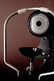 Equipment for Eye Exam stock photography