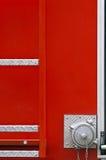 Equipment of Fire Truck. Valve. Stock Images