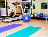 Equipment, gym apparatus Stock Image