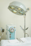 Equipment at gynecologic oncology department Royalty Free Stock Photo