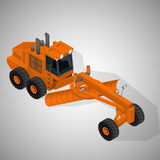 Equipment for high-mining industry. Stock Image