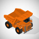 Equipment for high-mining industry. Royalty Free Stock Photo
