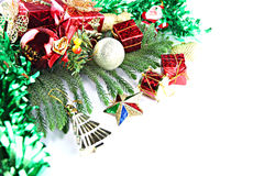 Equipment ideas of Christmas and New Year day. Equipment object image in ideas of Christmas and New Year day Royalty Free Stock Photo