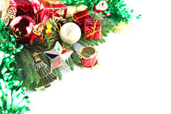 Equipment ideas of Christmas and New Year day. Equipment object image in ideas of Christmas and New Year day Stock Photo