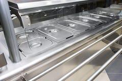 Equipment of kitchen Stock Photos