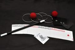 equipment magic стоковые изображения rf