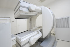 Equipment in radiation therapy Royalty Free Stock Images