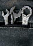 Equipment repairs Stock Image