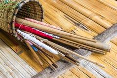 Equipment weaver karen. Stock Images